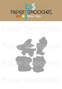 Paper Smooches WOOFERS Wise Dies Kim Hughes zoom image