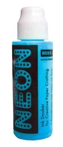 Hero Arts Ink Dauber NEON BLUE AD006