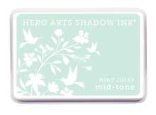 Hero Arts Shadow Ink Pad MINT JULEP Mid-Tone aF246