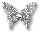 Simon Says Stamp LEANNA BUTTERFLY Wafer Die S171