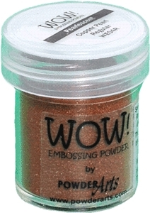 WOW Embossing Powder COPPER PEARL Regular WE04R