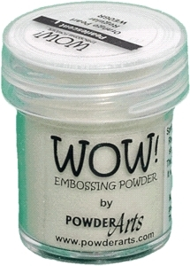 WOW Embossing Powder ORANGE PEARL Regular WE06R