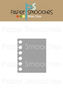 Paper Smooches PAPER Wise Die Kim Hughes zoom image