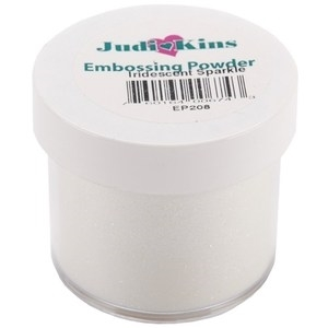 Judikins IRIDESCENT SPARKLE EMBOSSING POWDER EP208