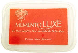 Memento Luxe MOROCCO Ink Pad Tsukineko ML-201 Preview Image
