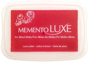 Memento Luxe LOVE LETTER Ink Pad Tsukineko ML-302 Preview Image