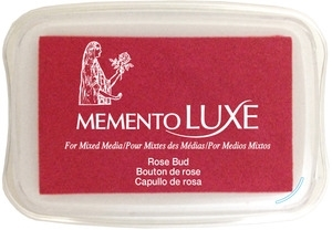 Memento Luxe ROSE BUD Ink Pad Tsukineko ML-400 Preview Image