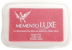Memento Luxe ANGEL PINK Ink Pad Tsukineko ML-404 zoom image
