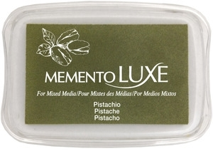 Memento Luxe PISTACHIO Ink Pad Tsukineko ML-706 Preview Image
