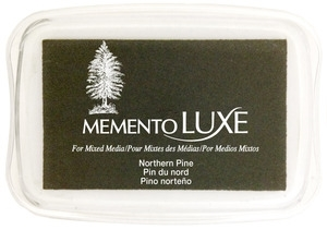 Memento Luxe NORTHERN PINE Ink Pad Tsukineko ML-709