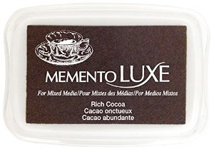 Memento Luxe RICH COCOA Ink Pad Tsukineko ML-800 zoom image