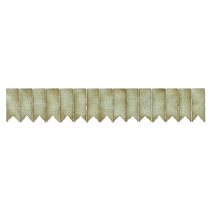 Tim Holtz Sizzix Die RIBBON FLAGS Decorative Strip Sizzlits 658712