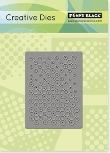 Penny Black DOTS Thin Metal Creative Dies 51-009 Preview Image