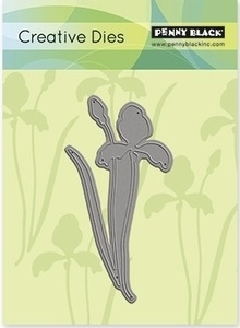 Penny Black IRIS Thin Metal Creative Dies 51-005