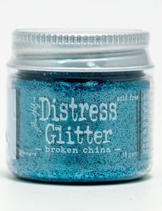 Tim Holtz Distress Glitter BROKEN CHINA Ranger TDG39136 Preview Image