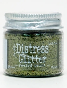Tim Holtz Distress Glitter PEELED PAINT Ranger TDG39211