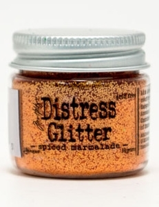 Tim Holtz Distress Glitter SPICED MARMALADE Ranger TDG39280 Preview Image