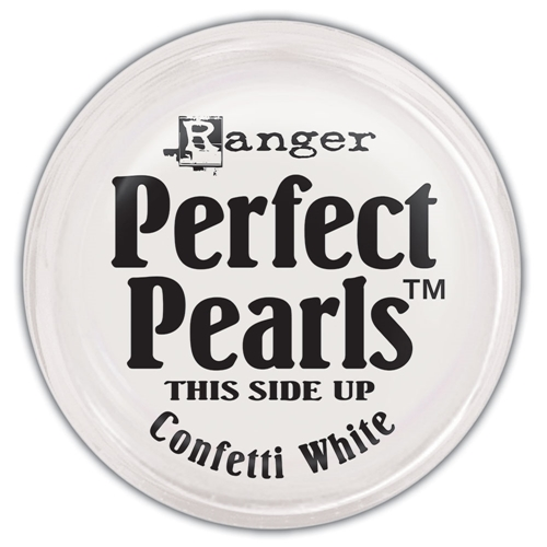 Ranger Perfect Pearls CONFETTI WHITE Individual Pigment Powder PPP36807 Preview Image