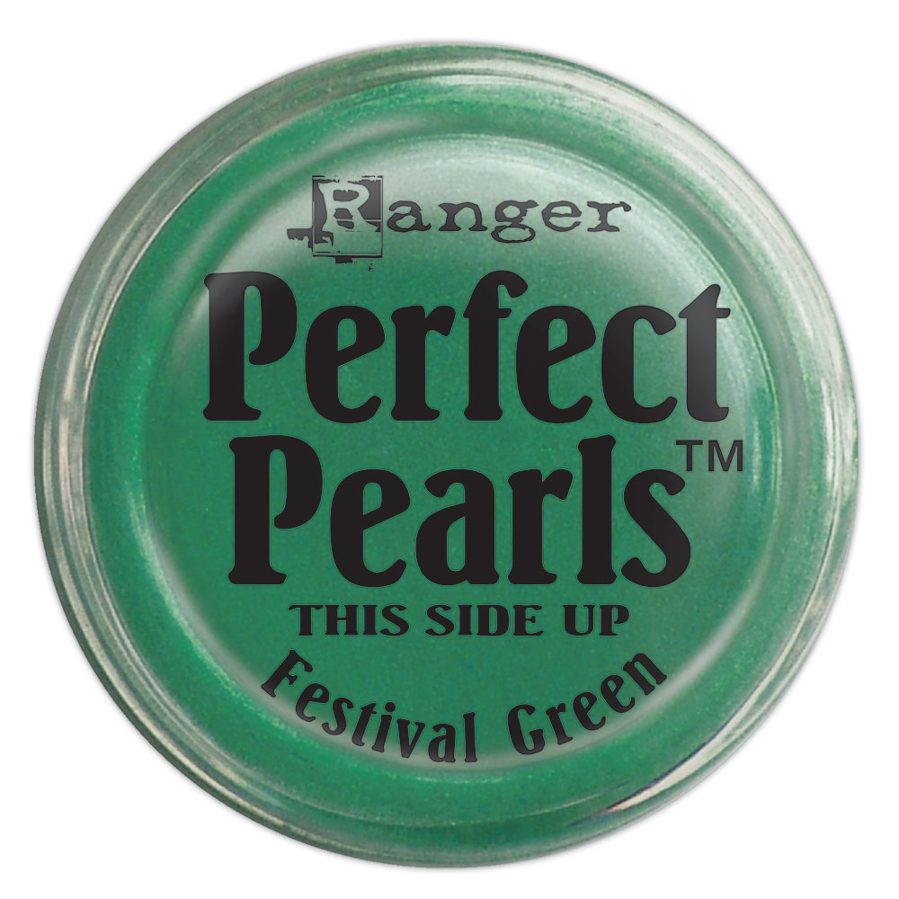 Ranger Perfect Pearls FESTIVAL GREEN Powder PPP36814 zoom image