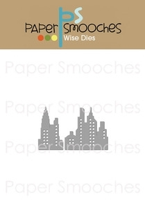 Paper Smooches SUPER 2 Wise Dies Kim Hughes zoom image