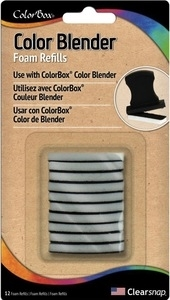 Clearsnap Colorbox COLOR BLENDER REFILL Foam 10601*