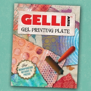 GelliArts 8 x 10 LARGE GEL PRINTING PLATE 349221 Preview Image