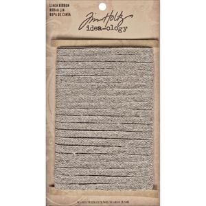Tim Holtz Idea-ology LINEN RIBBON TH93102 zoom image