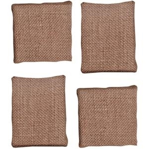 Tim Holtz Idea-ology BARE MINIS Burlap Panels TH93103