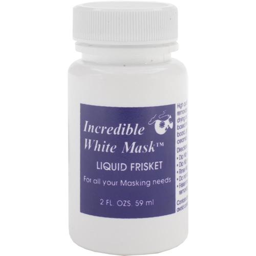 Grafix INCREDIBLE WHITE MASK 2oz. Liquid Frisket 12692 Preview Image