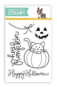 Simon Says Clear Stamps HEY PUMPKIN SSS101363 Preview Image