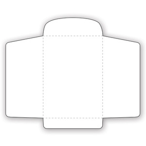Simon Says Stamp GIFT CARD ENVELOPE Craft DIE SSSD101336