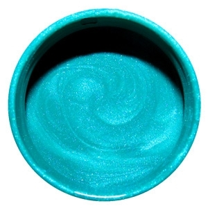 Splash of Color TEAL ZIRCON Silks Acrylic Glaze 97571