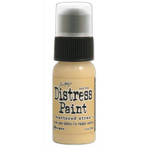 Tim Holtz Distress Paint SCATTERED STRAW Ranger TDD38597 Preview Image