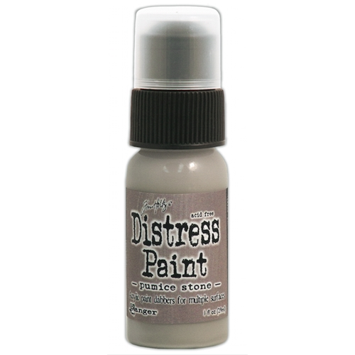 Tim Holtz Distress Paint PUMICE STONE Ranger TDD38573 Preview Image