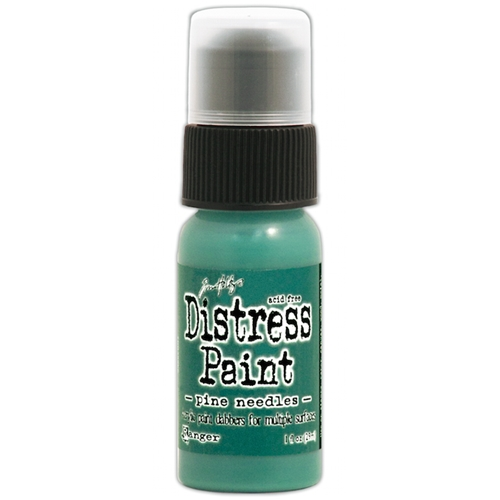 Tim Holtz Distress Paint PINE NEEDLES Ranger TDD38566 Preview Image
