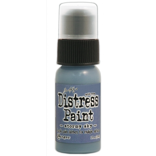Tim Holtz Distress Paint STORMY SKY Ranger TDD38603 Preview Image