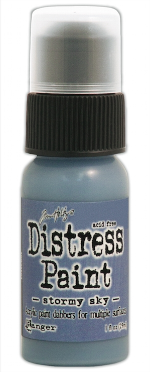Tim Holtz Distress Paint STORMY SKY Ranger TDD38603 zoom image