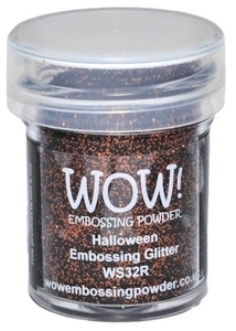 WOW Embossing Glitter HALLOWEEN Regular WS32R*