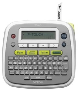 Brother Home and Office LABEL MAKER P-Touch PT-D210 Preview Image