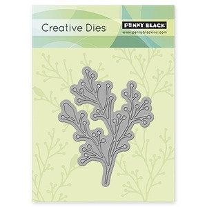 Penny Black NATURE'S SONG Thin Metal Creative Dies 51-014