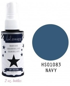 Heidi Swapp NAVY Color Shine HS01083* Preview Image