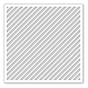 Simon Says Stamp Stencil DIAGONAL STRIPE SSST121323