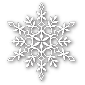 Simon Says Stamp ELIZA SNOWFLAKE Wafer Die SSSD111308 Preview Image