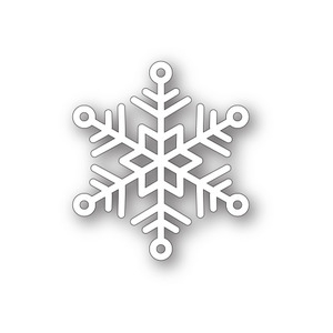 Simon Says Stamp MARYANNE SNOWFLAKE Craft DIE SSSD111310 zoom image