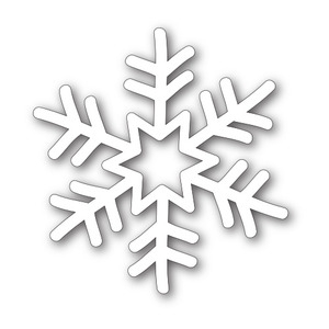 Simon Says Stamp FUNKY SNOWFLAKE Craft DIE SSSD111315 Preview Image