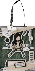 DoCrafts ON TOP OF THE WORLD Cling Stamps Gorjuss Urban 907107