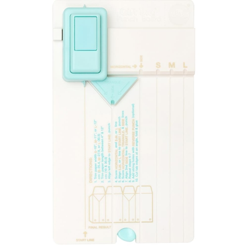 We R Memory Keepers GIFT BAG Punch Board 71333-3 Preview Image