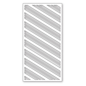 Simon Says Stamp Stencil PEPPERMINT STRIPE SSST121326
