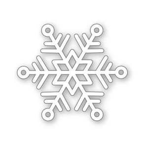 Simon Says Stamp Stencil MARYANNE SNOWFLAKE SSST121329 *