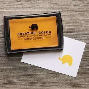 Mama Elephant Creative Color ORANGEADE Ink Pad  Preview Image